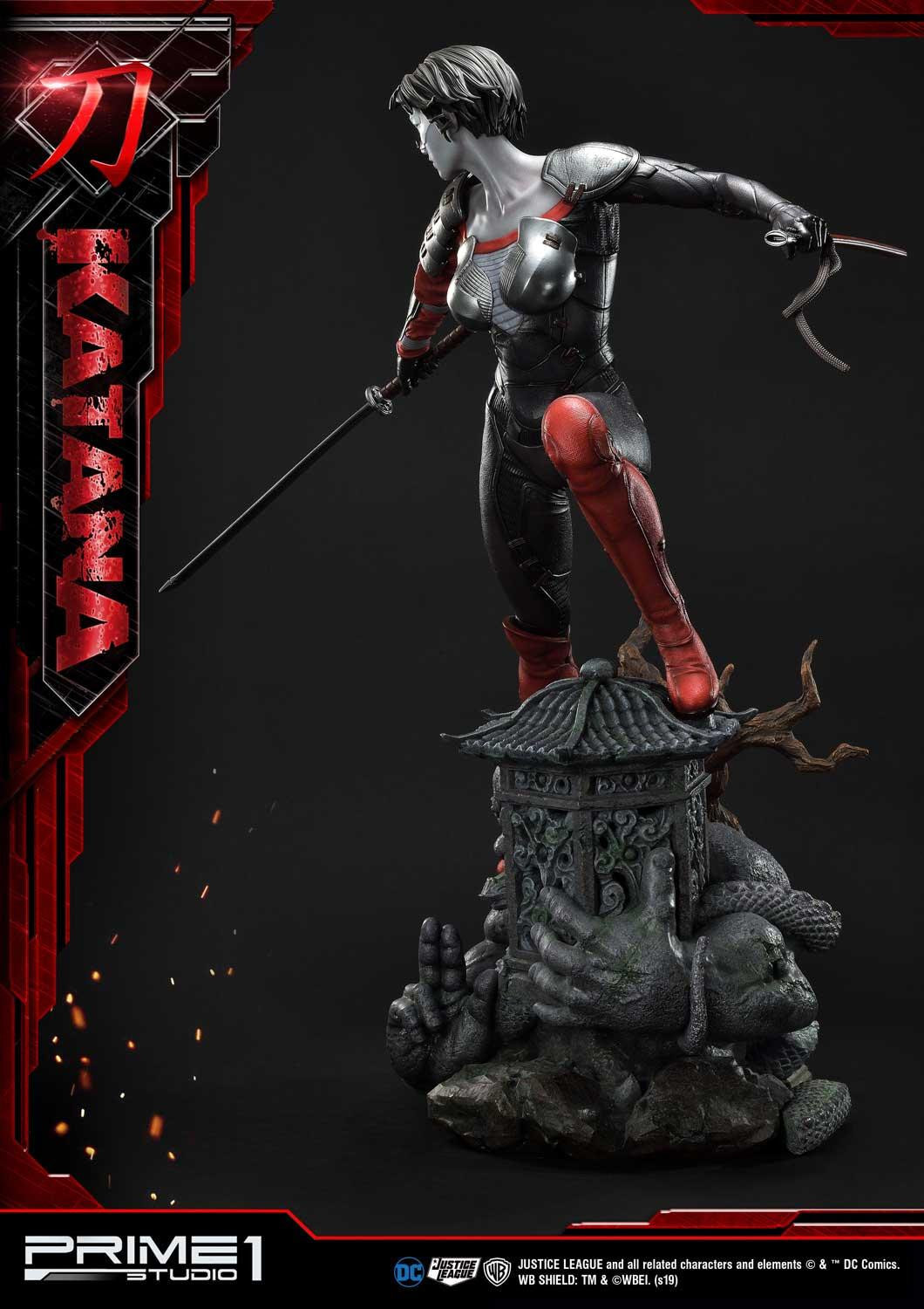 Katana Slices Her Way in with New Prime 1 Studio Statue
