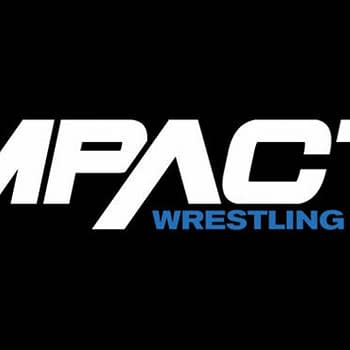 The official logo of Impact Wrestling.
