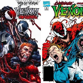 Separated At Birth: Clayton Crain and Andrew Wildmans Venom and Carnage