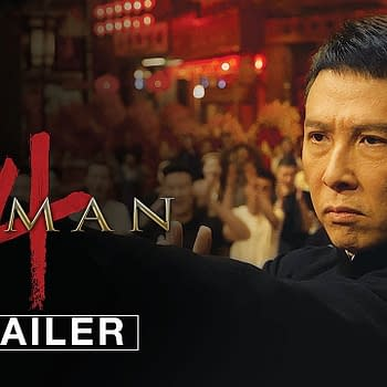 """Ip Man 4: The Finale"" Trailer Teases The End of the Donnie Yen Martial Arts Saga"