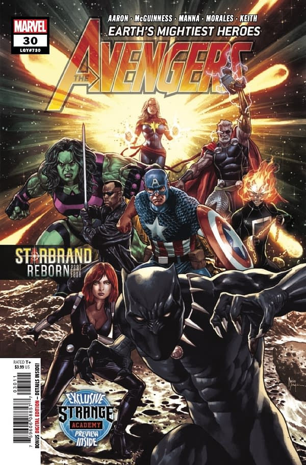 Avengers #30 [Preview]