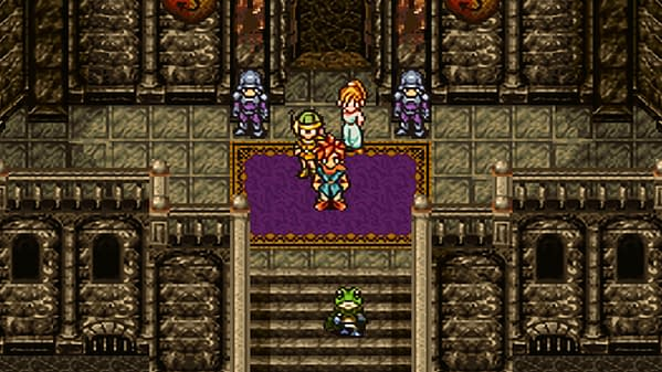 Square Enix Adds One Last Update to Chrono Trigger on PC
