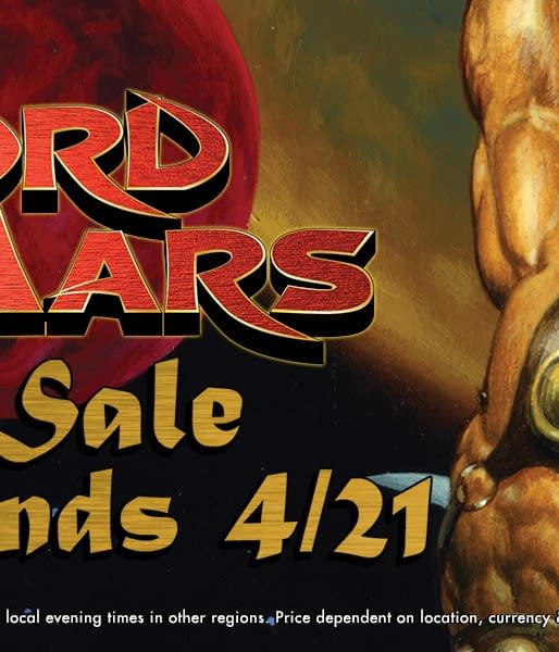 Up To 76% Off Warlord Of Mars And Dejah Thoris Digital Comics Today&#8230