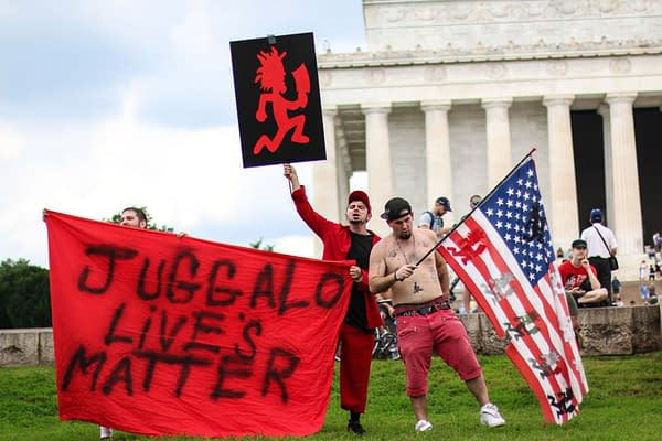 Rob Liefeld Thanks Supporters for Help in War Against… Juggalos?!