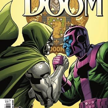 Doctor Doom #6 [Preview]