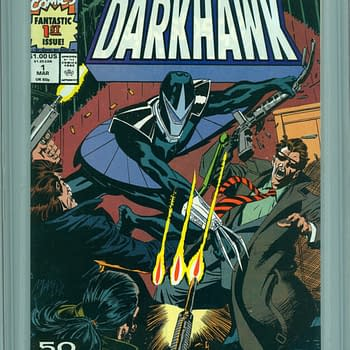 Who Created Marvel's Darkhawk... And Why