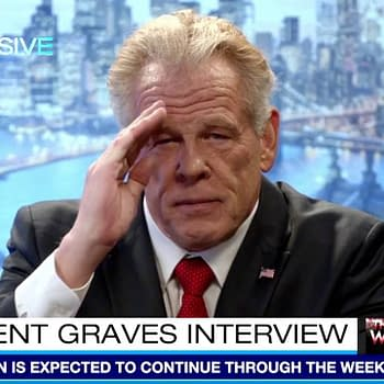 Epix Elects to Cancel the Nick Nolte series Graves