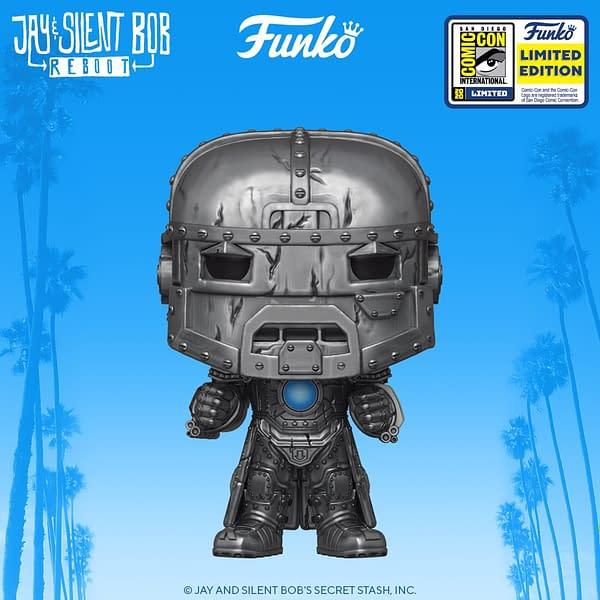 Funko SDCC 2020 - Back to the Future, Silent Bob, and More