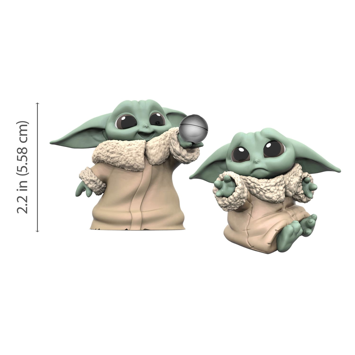 Baby Yoda Gets More Hasbro Reveals Ahead of New York Toy Fair