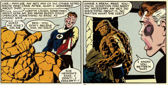 Everything The Fantastic Four Knew About Their Origin Was Wrong (Fantastic Four #17 Spoilers)
