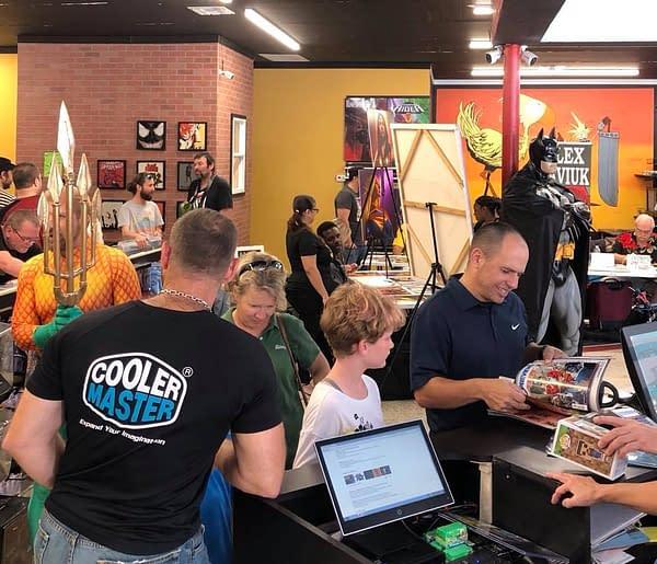 Bamf Comics & Collectibles Opens In Florida