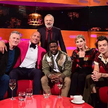 Doctor Who: Jodie Whittaker Receives BBC Children in Need Surprise on The Graham Norton Show [VIDEO]