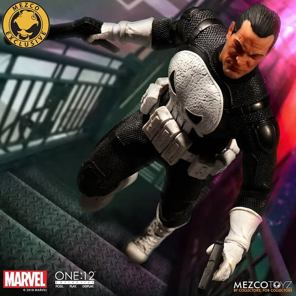 One 12 Collective Punisher Special Ops SDCC Exclusive 6