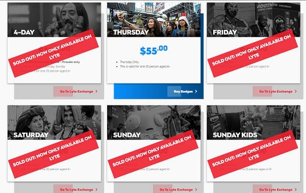 Bleeding Cool Talks to NYCC About Why Thursday May Be the Biggest Day - And the Only Day They Have Tickets Left for