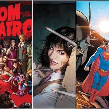 DC Comics Makes Batman/Superman #1 Lois Lane #2 and Doom Patrol #2 Returnable&#8230 Mostly