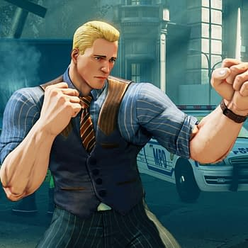 Cody Travers Returns to Street Fighter with a New Character Trailer