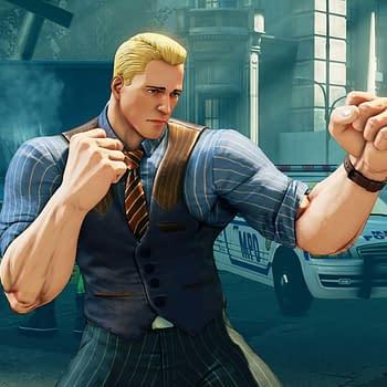 Capcom Shows Off More of Cody for Street Fighter V