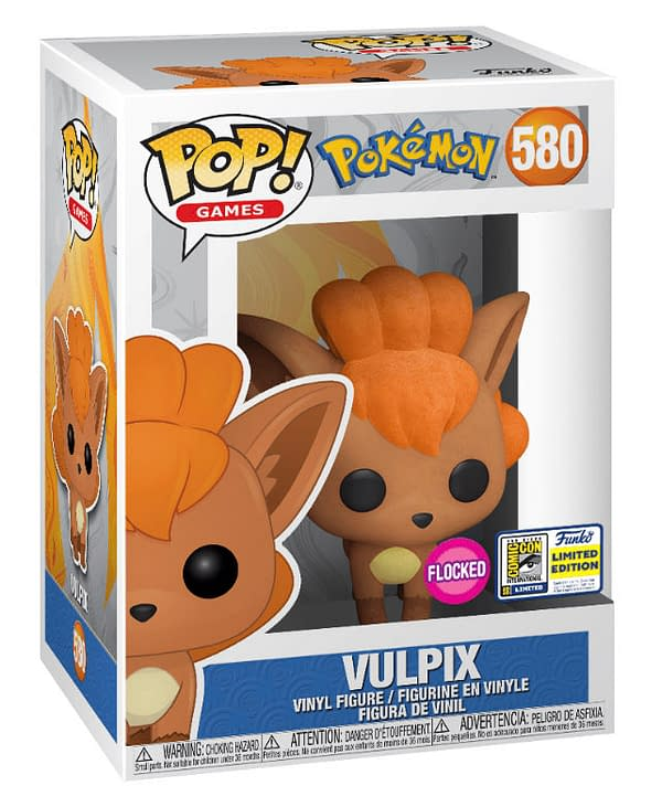 Funko SDCC 2020 Reveals: Fortnite, Pokemon, and Sonic the Hedgehog