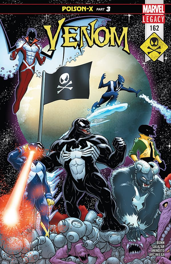 X-Men: Bland Design – An Unexpected Ending in Deadpool vs. Old Man Logan #5