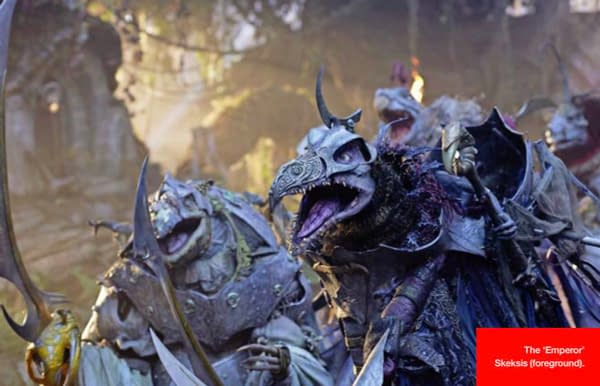 Wanna See Empire Magazine's 'Dark Crystal: Age of Resistance' Photos?!