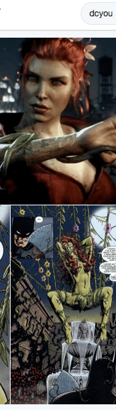 So&#8230 What About Poison Ivy Then #poisonivyleague
