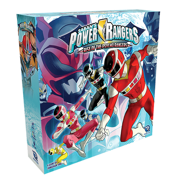 Rise of the Psycho Rangers, a full expansion pack for Power Rangers: Heroes of the Grid.