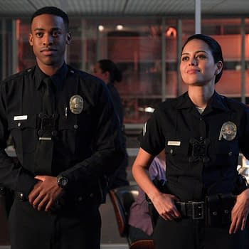 The Rookie Season 2 &#8211 Clean Cut Finally Finds The Funny [SPOILER REVIEW]