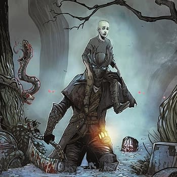 Bloodborne #2 Review: More Resistant to Newcomers but Still a Beautiful Comic