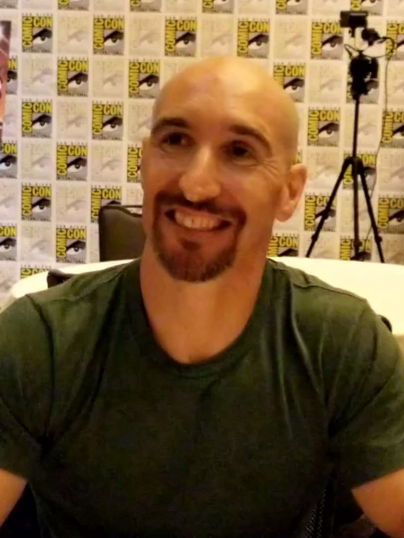 Scott Menville Talks Teen Titans Go! Vs. Teen Titans: Roundtable Video