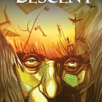 Her Infernal Descent #2 cover by Kyle Charles and Jordan Boyd