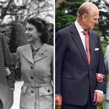 Prince Philip Duke Of Edinburgh And Husband Of Queen Elizabeth II Retires From Public Engagements At 95