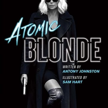 New Atomic Blonde TV Spot Plus A New Image