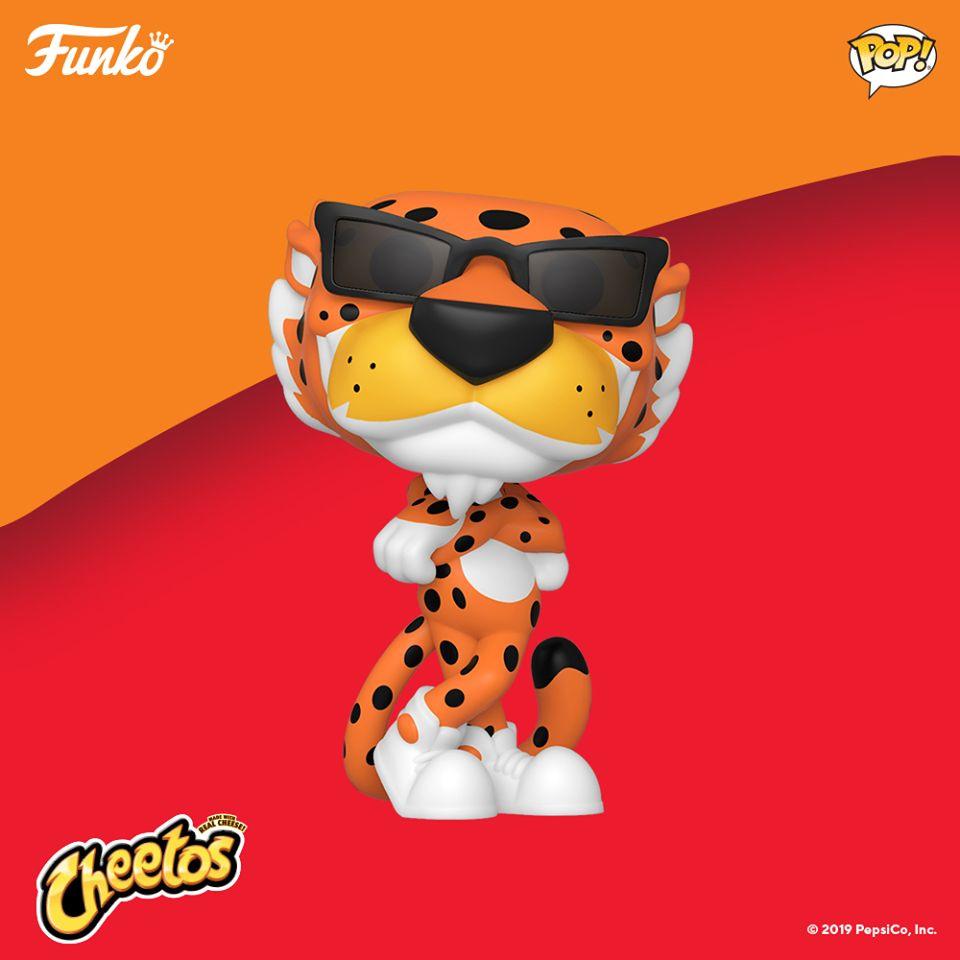 New Ad Icon Series Funko Pop Figures Get Cheesy