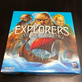 Board Game Review: Explorers Of The North Sea