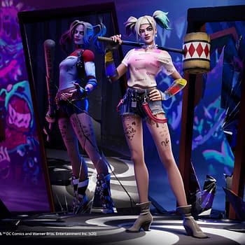"Harley Quinn Officially Invades ""Fortnite"" With A New Skin"