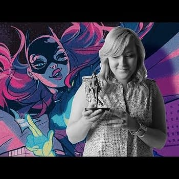 Babs Tarr Tells How She Got Batgirl While Drawing In The DC Comics Art Academy