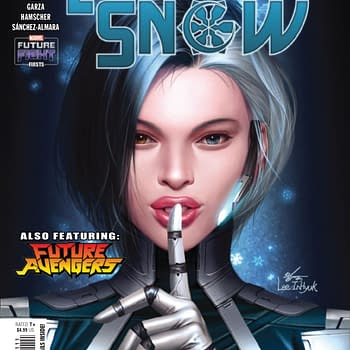 Sing Along With Future Fight Firsts: Luna Snow #1 [Preview]