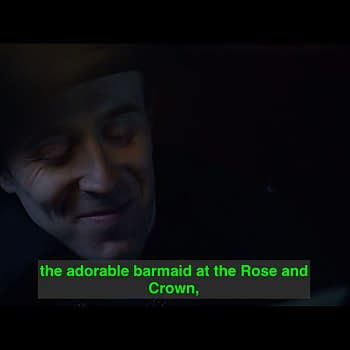 There Was a Doctor Who Reference as Well as Sherlock Holmes in Dracula on BBC One