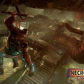 Necromunda: Underhive Wars Gets A New Cinematic Trailer