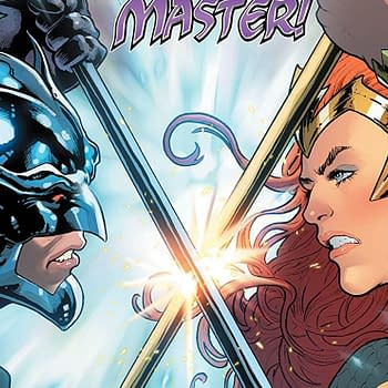 Mera Queen of Atlantis #2 Review: Verging on Great but a Bit Too Melodramatic