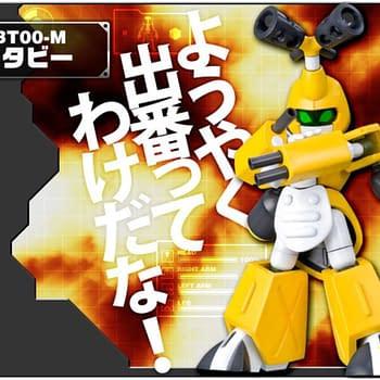 Medabots Return With Two New Kotobukiya Model Kits