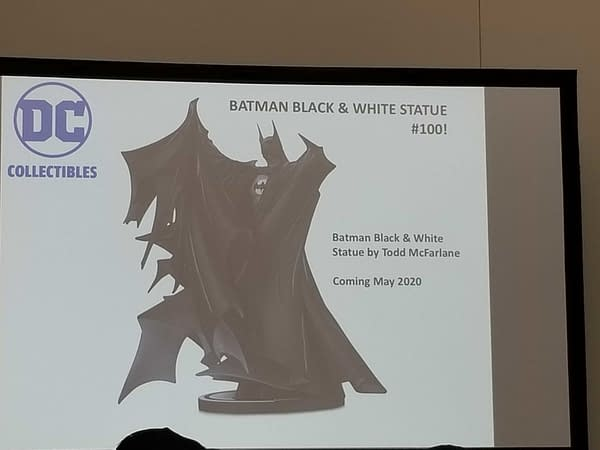 Todd McFarlane's Batman From DC in May 2020 - But Only in Statue Form