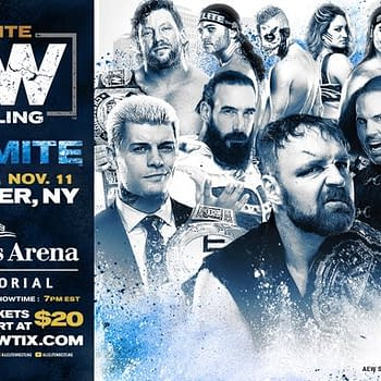 AEW's Travelling Live Shows Pushed Back to at Least November