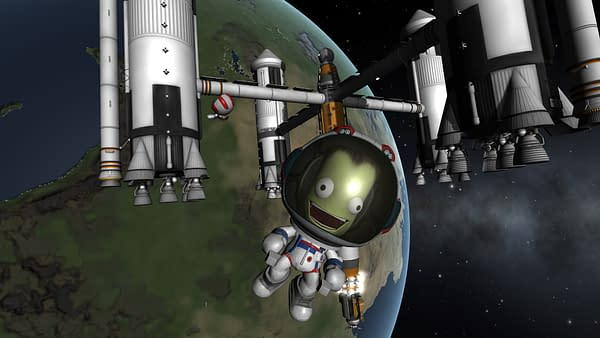 It'll be another year until we see Kerbal Space Program 2, courtesy of Private Division.