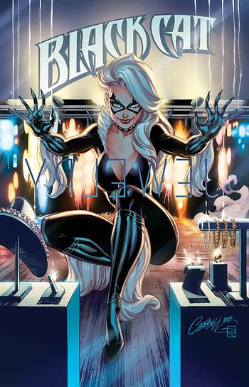Michael Dowling Joins Travel Foreman on Black Cat #1 as Marvel Adds a 1:500 J Scott Campbell Virgin Cover