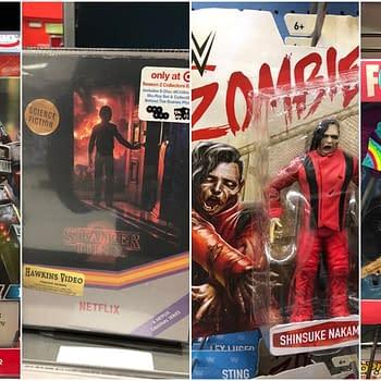 BC Toy Spotting: Funko Predator Spider-Verse Fortnite WWE and More