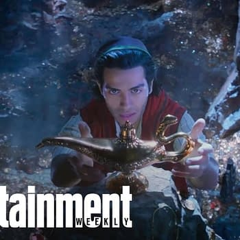 'Aladdin' Exclusive First Look | Cover Shoot | Entertainment Weekly