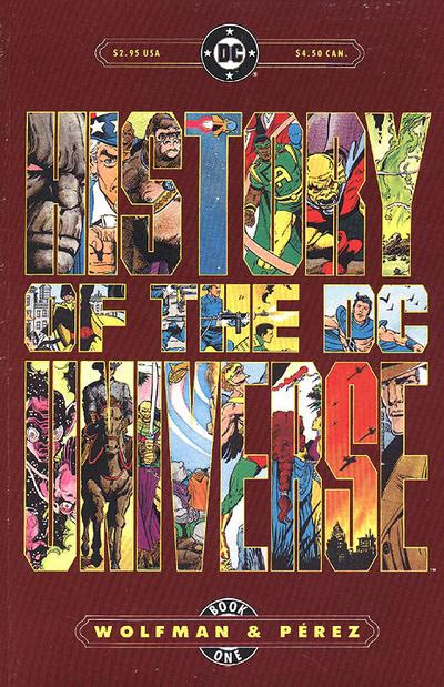 History of the DC Universe #1