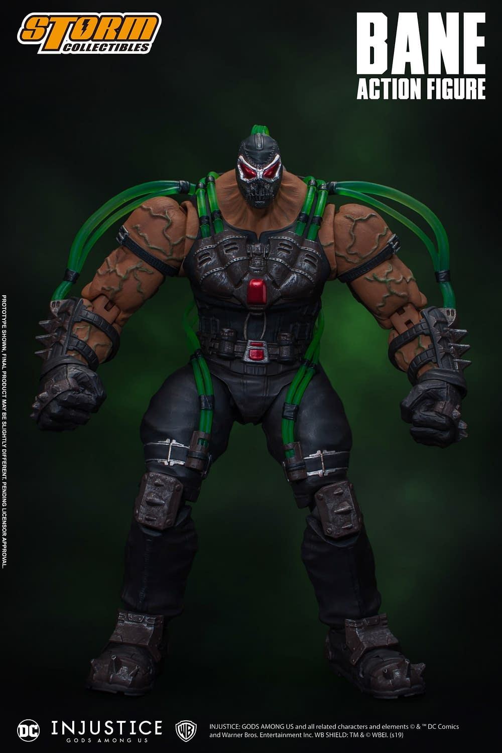 Bane Is Jucied and Ready to Rock with New Storm Collectibles Figure