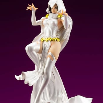 Kotobukiya Brings a Raven Bishoujo Exclusive to SDCC